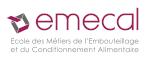 Logo de Emecal sur fond blanc IFRIA BFC