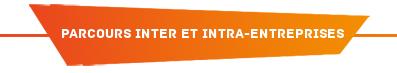 Formations inter et intra-entreprises